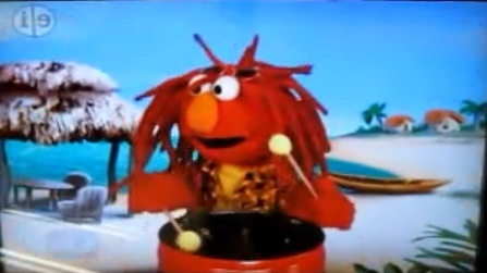 Sesame Street's Representation of the Caribbean
